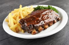 Slow Cooker BEST EVER BBQ Ribs  - They are just the BEST!  www.GetCrocked.com