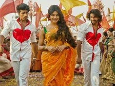 YRF's Gunday, instructed by Ali Abbas Zafar and created by Aditya Chopra, is scheduled to launch on Fourteenth Feb 2014. The movie celebrities Ranveer Singh & Arjun Kapoor, as Bikram and Bala, along with Priyanka Chopra and Irrfan Khan - See more at: http://news4bollywoodmasala.blogspot.com/#.dpuf