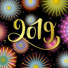 Happy New Year 2019 Quotes : Happy New Year 2019 Ecard Greeting Photo - Hall Of Quotes New Year Pictures, Happy New Year Images, Happy New Year Wishes, Happy New Year Greetings, Happy New Year 2019, Christmas Greetings, Christmas And New Year, Christmas Time, Christmas Cards
