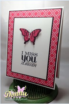 CREATIVE LADY: Miss You