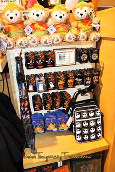 halloween merchandise in walt disney world 2013
