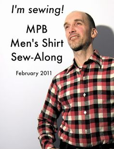 male pattern boldness: MPB Men's Shirt Sew-Along!