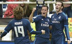 Blog Esportivo do Suíço:  Rayo assusta o Real sem CR7, mas Bale abre caminho e garante vitória de virada
