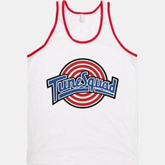 I want to get a group of people together and wear these SO BAD --- TuneSquad | HUMAN | T-Shirts, Tanks, Sweatshirts and Hoodies