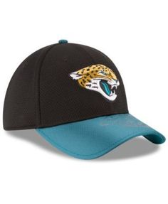 32c9a1fe9 New Era Jacksonville Jaguars Sideline 39THIRTY Cap - Black Teal S M Jacksonville  Jaguars