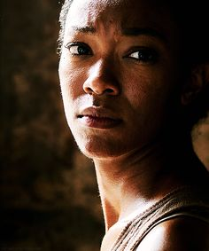 The Walking Dead // Sasha The Walking Dead 2, Walking Dead Tv Series, Best Tv Shows, Best Shows Ever, Twd 7, Sasha Williams, Sonequa Martin Green, Talking To The Dead, Parks N Rec