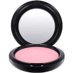 MAC Beauty Powder ($26) ❤ liked on Polyvore featuring beauty products, makeup, face makeup, face powder, beauty, blush, pearl blossom and mac cosmetics