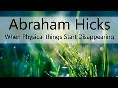 Abraham Hicks - Do this for an entire month and watch what happens - YouTube
