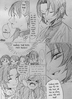 Read Vô tình from the story Doujinshi Kimetsu no Yaiba by _Jessic_Princess_ (~Trứng-chan~) with reads. Manga Anime, Anime Art, Cute Comics, Slayer Anime, Kirito, Doujinshi, Easy Drawings, Anime Couples, Kawaii Anime