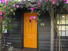 Love the door, but it wouldn't work on my house.
