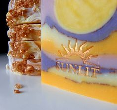 Sunset Handcrafted Artisan Soap