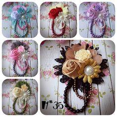 Brooch Handmade Cantik  CODE H*35  MINAT PIN 76661746 / HP 085867227766