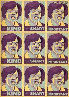 I am KIND!   I am SMART!   I am IMPORTANT!