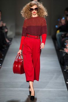 Runway: Marc By Marc Jacobs Fall 2013 RTW collection