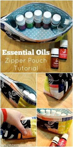 great for essential oils on the go!