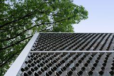 Baños de estudiantes / Wuyang Architecture