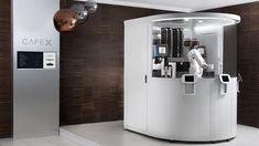 ロボットが淹れたてのコーヒーを提供してくれるコーヒーショップ「Cafe X」 - GIGAZINE