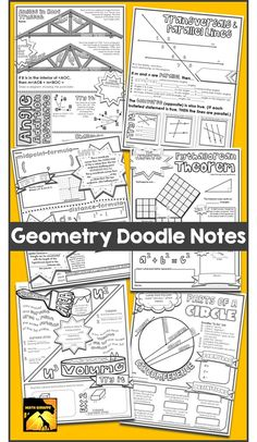 Doodle Notes boost focus, learning, relaxation, and retention of the lesson material by integrating both hemispheres of the brain