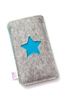 Telefoonhoesje STAR Op maat gemaakt in de door jou gewenste kleur(en)!