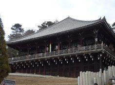 二月堂 Todaiji temple Nigatsu-do