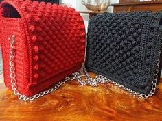 "TUTORIAL CROCHET CLUTCH ""Preziosa"" - [With subtitle in english] ● Katy Handmade - YouTube"