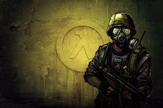 Half Life opposing force by Venom-svd.deviantart.com on @DeviantArt