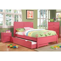 Madelyn Daybed With Trundle | Kids Beds & Headboards | Kids ...