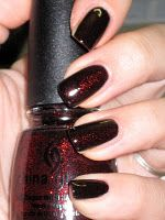 this is my favorite China Glaze color! - Lubu Heels