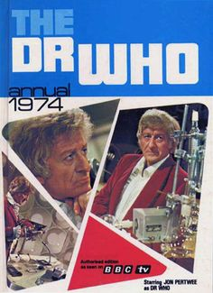Dr. Who Christmas annual
