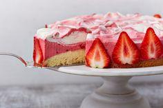 Erdbeer-Rosen-Törtchen