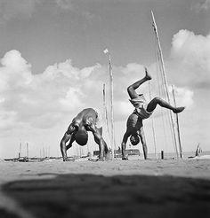 Capoeira, Salvador, Brasil, 1946-1948 - Pierre Verger