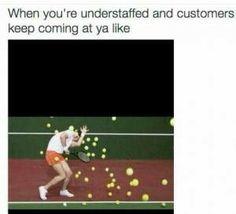 Understaffed