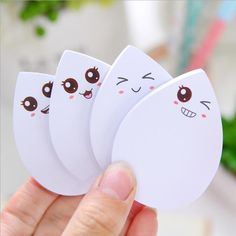 1Pcs Water Drop Memo Pads Sticky Notes Office Stationery Kawaii Stickers Scrapbooking Planner Stickers Bookmarks School Supplies #CLICK! #clothing, #shoes, #jewelry, #women, #men, #hats