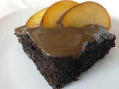 Zuchinni brownie