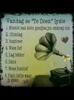 Romain🌻🌹💫's 358 media details Wisdom Quotes, True Quotes, Great Quotes, Inspirational Qoutes, Motivational Quotes, Evening Greetings, Afrikaanse Quotes, Goeie More, Morning Blessings