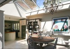 Malbrook Conservatories and orangeries are individually designed, constructed and custom-built to respond sympathetically to the architecture of your house and the layout of your garden. Orangery Roof, Richmond Surrey, Roof Lantern, Conservatory, Kitchen Interior, Bespoke, Lanterns, Hardwood, Layout