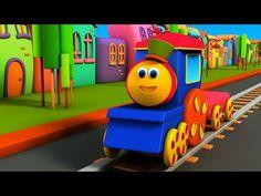 Bob der zug deutsch | Bob Kinderlieder Compilation | mehr Kinderlieder mit Bob Der Zug - YouTube