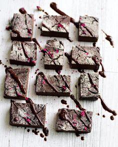 nemme Fudgey Choc Brownies