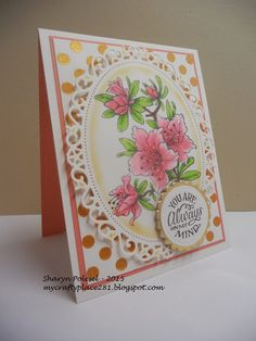 My Crafty Place: Power Poppy Power and Spark Challenge - Go For The Gold