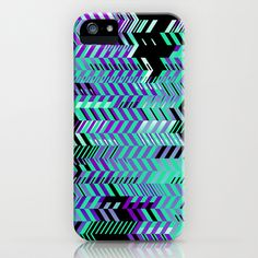 Electro Ex iPhone Case by Giulia Santopadre - $35.00