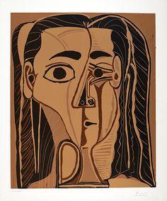 Pablo Picasso, 'Grande Tete De Famme,' 1962, Galerie Maximillian