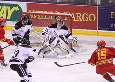Maverick Men's Hockey Travels to Alaska Men's Hockey Mavericks Own 23-5-1 Overall Mark After Home Sweep over Alaska Anchorage Blueger, Leitner, C Nelson & McClure All Record Three-Point Weekends Williams Moves to Top of School Career Shut-Out List Mankato Times MANKATO, MINN. ---Top-rated Minnesota State (23-5-1 overall, 19-2-1 WCHA) continues Western Collegiate Hockey Association action…