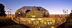 LEED BD+C, LEED Silver Phipps Conservatory and Botanical Gardens
