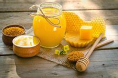Las propiedades del polen para tratar la fatiga