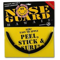 Fun Shape Nose Guard