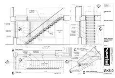 detail drawing stair - Google-søk: