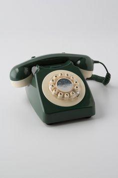 Vintage Rotary Phone - Anthropologie.com