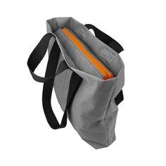 orange zipper #shopperbag