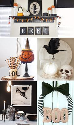21 Real Halloween Decorating Ideas to Copy