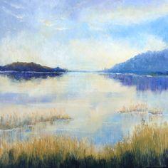 Yellow Reeds by Chris Jennings